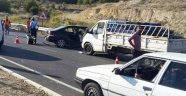 Sarayköy'de Zincirleme Kaza: 1 Ölü, 5 Yaralı