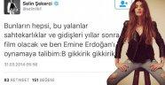 Selin Şekerci Emine Erdoğan'a Hakaret Etti