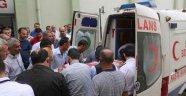 Silopi'de Balkona Çıkan Kadın Vuruldu