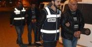 Sinyal Kesici Jammerli Gürcü 2 Hırsız Yakalandı