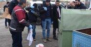 Sivas'ta Çöpten Vahşet Çıktı!