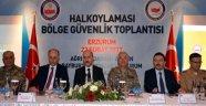 Soylu, Güvenlik Toplantısı İçin Erzurum'da
