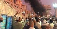 Suudi Arabistan'da Art Arda Patlamalar