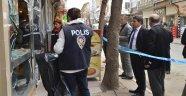 Teröristin Amcasına Ait İşyeri Saldırıya Uğradı