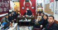 TGB'den İstanbul Üniversitesi Güvenlik Müdürü'ne Ziyaret