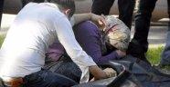 TIR'a Çarpan Kasksız Motosikletli Öldü