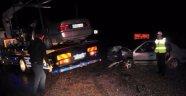 Tokat'ta Kaza! Anne İle Kızı Öldü, 3 Yaralı!