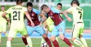 Trabzonspor'un Maçında Tam 7 Gol Atıldı