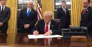 Trump Tartışmalı Projeyi İmzaladı