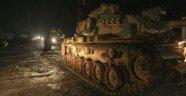 TSK Karadan Suriye'yi Vuruyor