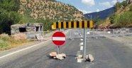Tunceli'de Teröristler Araç Gasp Etti