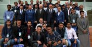 Türk ve Yabancı Öğrenciler DAMLA PROJESİ'nde Buluştu