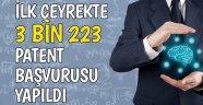 Türkiye 2015'te Avrupa Patent Başvurularında 1. Oldu