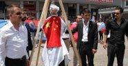 Ülkcüler Balıkesir'de Mao'yu Astılar!