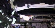 Uzman Çavuşun Arabasından 12 Kilo Esrar Çıktı!