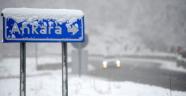 Valilikten Ankaralılara Kar Yağışı Uyarısı