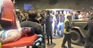 Yaralı Teröristi Linç Etmek İstediler