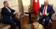 Yıldırım'dan Türkmenlere Kerkük Mesajı
