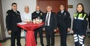 Yılın Fahri Trafik Müfettişi Ödülünü Aldı !
