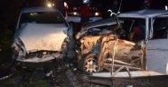 Zincirleme Kazada 7 Kişi Yaralandı