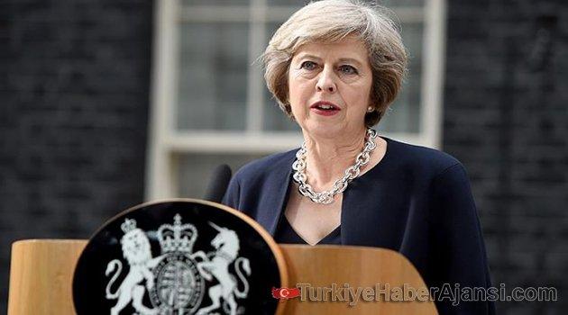 "Theresa May: ""Hepimiz Şok Olduk"""