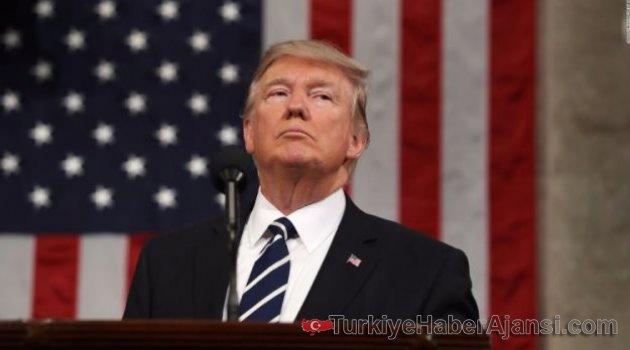 Trump'tan Flaş Filistin Açıklaması!