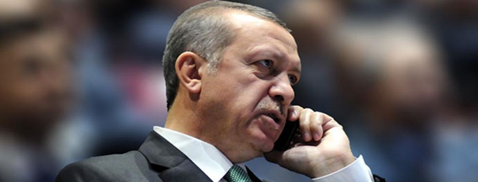 Cumhurbaşkanı Erdoğan'dan Tebrik Telefonu