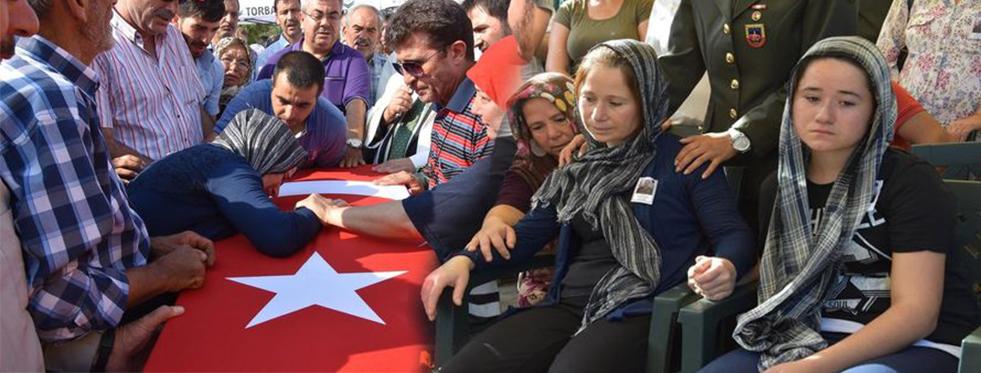 Diyarbakır Şehidi Son Yolculuğuna Uğurlandı