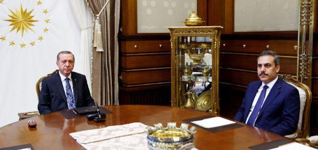 Genelkurmay ve MİT Cumhurbaşkanlığı'na Bağlansın