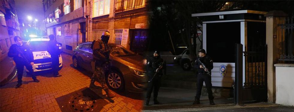 İstanbul Emniyeti'ne Roketatarlı Saldırı!