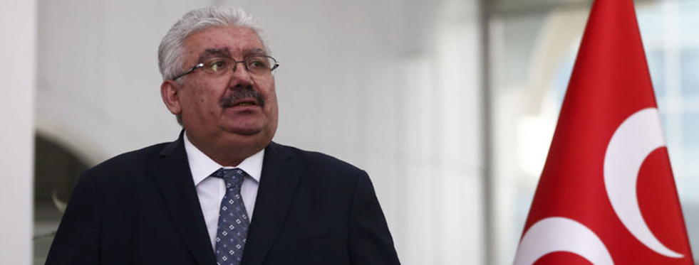 MHP'den Sert Referandum Açıklaması