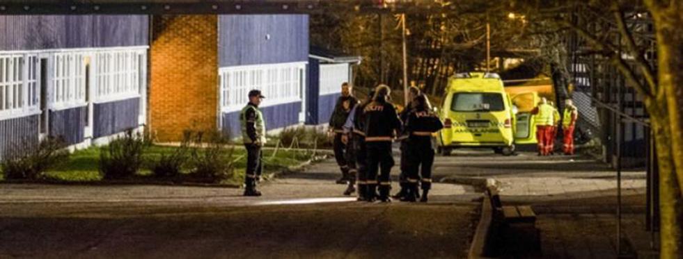 Norveç'te Okulda Bıçaklı Saldırı: 2 Ölü