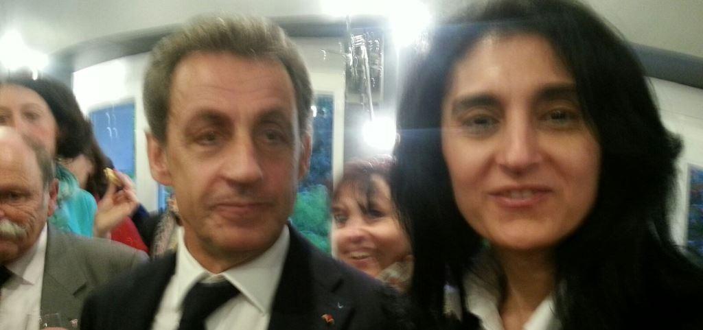 Sarkozy'ye Türk Desteği