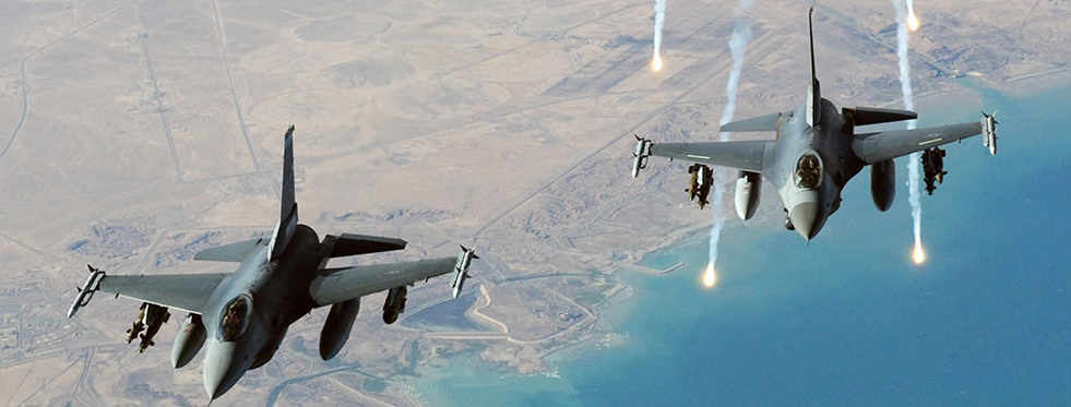 Türk Jetleri Bomba Yağdırdı!