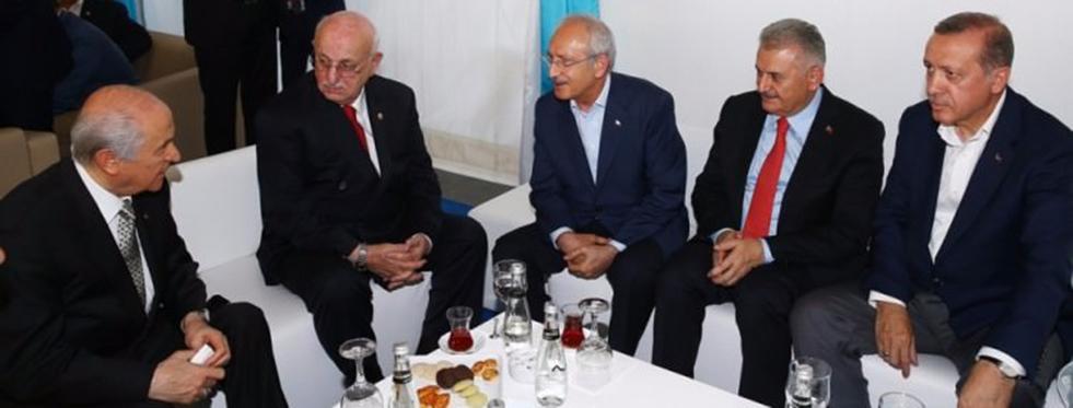 Türkiye'deki Tablodan Rahatsız Oldular