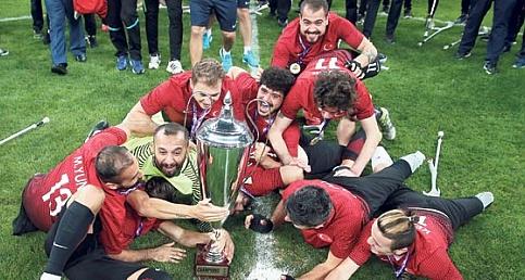 Avrupa Şampiyonu Ampute Milli Takım Gururumuz Oldu