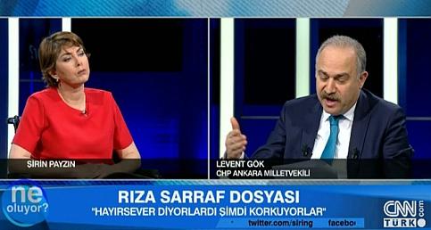 Levent Gök, MİT'in Reza Zarrab Raporunu Açıkladı