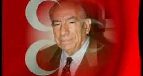 Türkeş'in 100'üncü Yaşına MHP'den Özel Kutlama