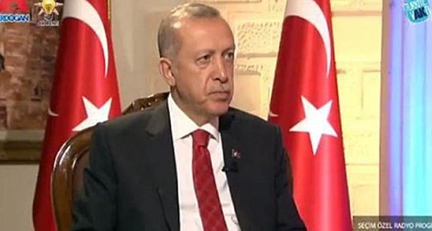 Erdoğan: Bunların Aslı Astarı Yok, Teessüf Ediyorum