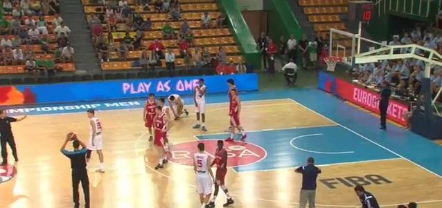 U16 Türkiye 83-72 İspanya (Maçın Tamamı)