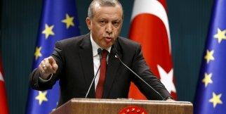 Erdoğan Kendisini Suçlayanlara Sert Yanıt Verdi