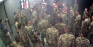 Vodafon Arenaya İnen Helikopter ve Darbeci Askerler