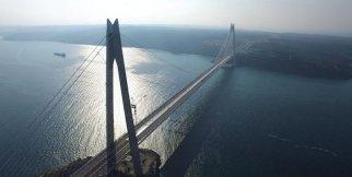 Yavuz Sultan Selim Köprüsü Açılış Reklamı
